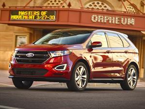 Ford Edge obtiene 5 estrellas en pruebas de la NHTSA
