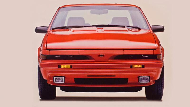 Chevrolet Cavalier Z24, el deportivo con el rugir más intimidante de los noventa