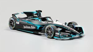 Fórmula E: Así es el auto para la próxima temporada