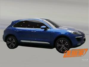 Zotye T700, la burda copia china del Porsche Macan