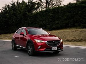 Mazda CX-3 2017, el SUV pequeño más deportivo