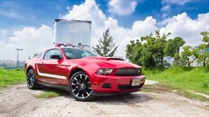 Ford Mustang ST 2012 a prueba
