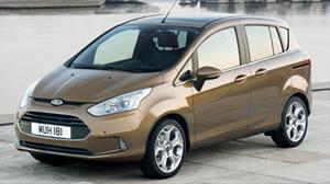 Ford B-Max en el Salón de Ginebra 2012