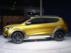 Datsun Go-Cross Concept debuta en la India