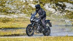 Honda CB500X 2019, mejoras interiores y exteriores