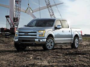Ford Lobo 2016 es el Green Truck of the Year