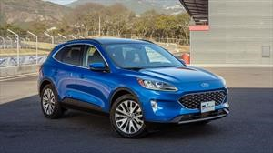 Manejamos la Ford Escape 2020