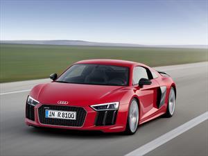 Audi R8 2017 llega a México desde $2,595,000 pesos
