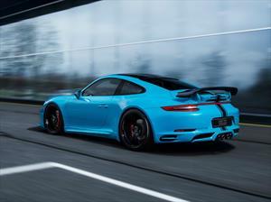 Porsche 911 Carrera S y Turbo S por TechArt, elevación al poder