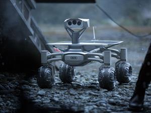 Audi Lunar Quattro, parte del reparto de Alien: Covenant