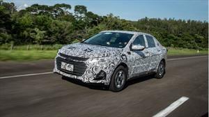 Nuevo Chevrolet Onix, del Mercosur para el mundo