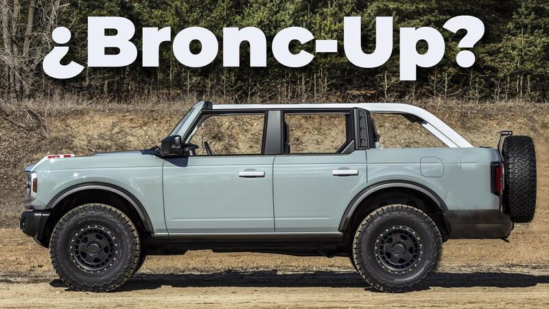 Ford Bronco pick-up, ¿te imaginas una nueva rival para la Jeep Gladiator?