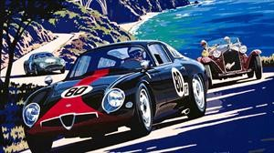 Pebble Beach da tributo a Zagato