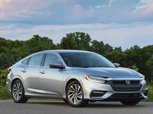 Honda Insight 2019: precios y versiones