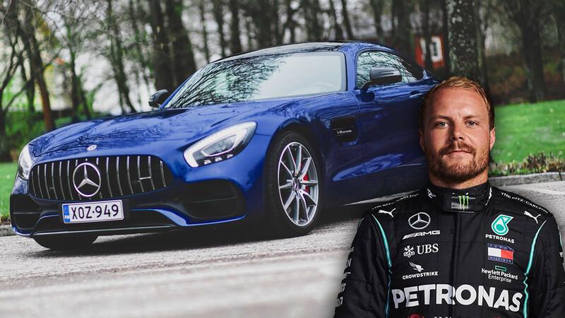 Valtteri Bottas vende su Mercedes de calle y te invita a correrle en karting