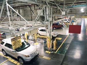 Ford se decide a usar menos agua en la producción