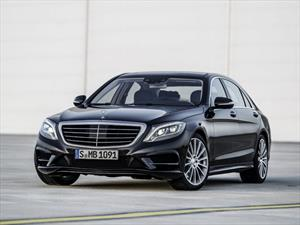 El Mercedes-Benz Clase S es el Women's Car of the Year 2014