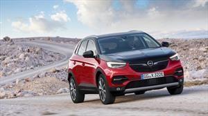 Opel electrifica el Grandland X