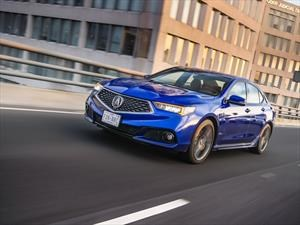 Acura TLX 2018 a prueba