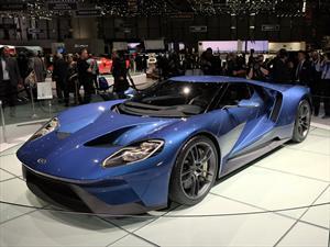 Nuevo Ford GT tendrá un precio cercano a los 400,000 dólares