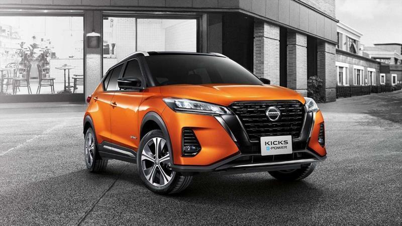 Nissan muestra rediseño y versión electrificada del Kicks