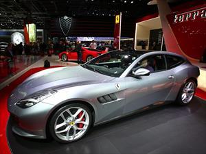 Ferrari GTC4Lusso T, menos podría ser más