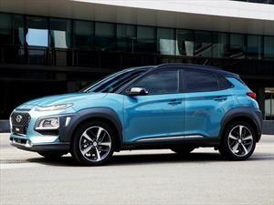 Hyundai Kona 2018 es la nueva SUV pequeña surcoreana