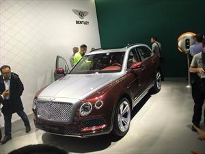 Bentley Bentayga Hybrid, un SUV híbrido de alto performance