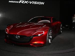 Mazda RX-Vision Concept, vuelve el Wankel
