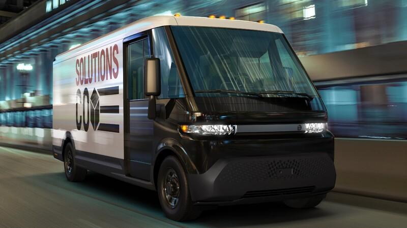 GM comienza la producción del BrightDrop EV60, el nuevo vehículo de reparto eléctrico, en 2021