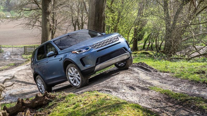 Land Rover amplía la gama del Discovery Sport