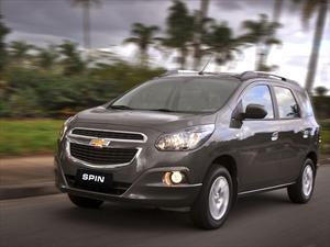 Hoy se presenta el nuevo Chevrolet Spin