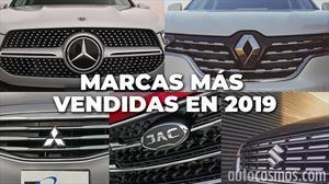 Las marcas más vendidas en México durante 2019