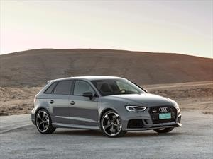 Audi RS3 Sportback 2018 en Chile, marcando territorio