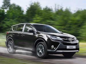 Disfrute su Toyota en un terreno Offroad