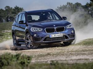 BMW X1 2016 debuta
