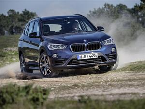 BMW X1 2016 se presenta