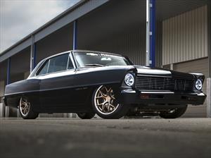 Chevrolet Nova 2.0 1967, fantástico en su totalidad