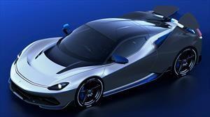 Pininfarina Battista Anniversario 2021 es un poderoso y exclusivo auto eléctrico