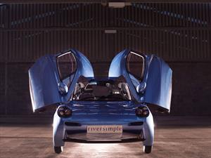 Riversimple Rasa, un nuevo auto a hidrógeno