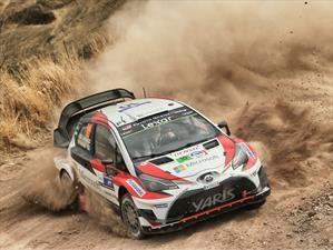 Los 10 autos de rally más importantes de Toyota