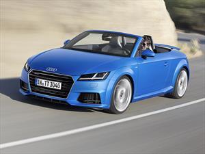 Audi presenta en París los nuevos TT y TTS Roadster