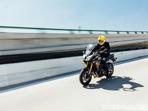 Yamaha FJ09 2015 a prueba