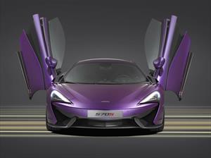 McLaren Special Operations modifica al 570S Coupé