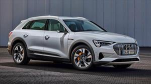 Audi e-tron 50 quattro tiene menos poder y autonomía, pero es más barato