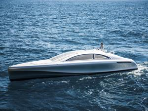 Arrow460-GranTurismo, un yate con el sello Mercedes-Benz
