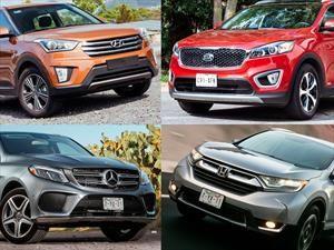 Las 10 mejores camionetas para la familia en 2018