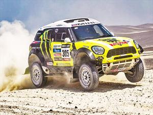 Rally Dakar 2013 ya se encuentra en Chile