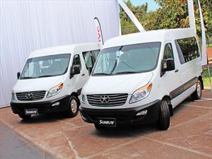 JAC en Expo Transporte Escolar y Turismo 2015