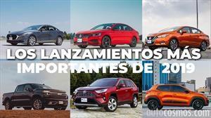 Los 10 autos más importantes que llegaron a México en 2019
